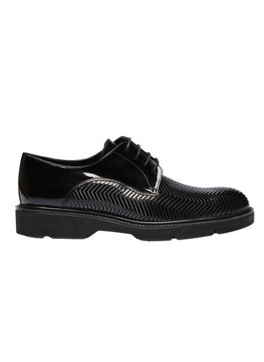 %100 Deri Rugan Klasik Ayakkabı-İnci